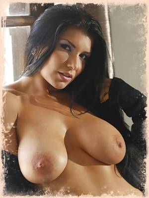 Bodacious juicy chested Brunette Romi Rain is craving some meat between her huge tits today. Our cock went straight thru those tits that got us hard as a rock. Romi quickly sucked it before sliding in her hot tight pink lips. Romi's tight pussy and big melons had us covering her jugs full of hot cum.