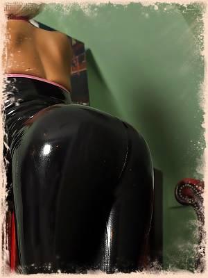 Natalia K Black Pink