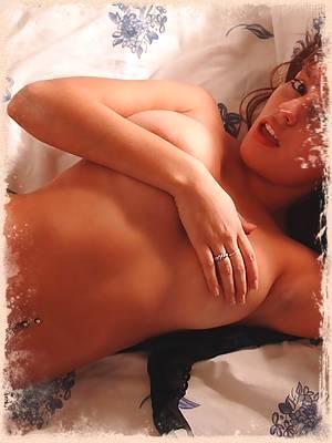 Mariah in Stockings